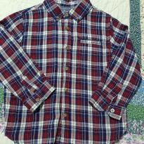 Camisa - 12 a 18 meses - Zara