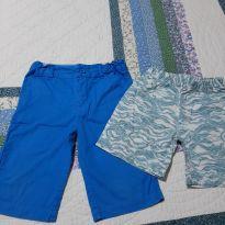 Combo 2 shorts. Um da Tip Top e outro da Puc - 3 anos - Tip Top