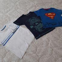 Combo 3 camisetas - 18 a 24 meses - Angerô