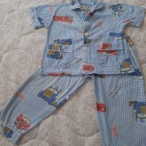 Pijama da Disney Lindo - 4 anos - Importado EUA