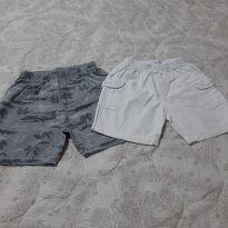 Combo shorts , Promoção - 12 a 18 meses - Brandili e várias