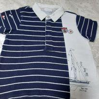 Camisa gola polo - 18 a 24 meses - Chicco