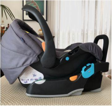 Cadeira Auto Chicco Keyfit Night - Sem faixa etaria - Chicco