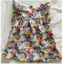 Vestido floral GAP - 2 anos - GAP