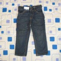 Calça jeans straight Oshkosh 2T - 2 anos - OshKosh