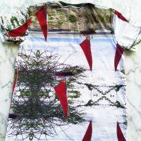 Camisa - 8 anos - Alphabeto