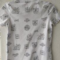 Camisa Malha Colcci - 8 anos - Colcci