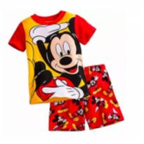 Pijama Infantil Disney Store - Mickey Mouse Original 6 anos - 6 anos - Disney Store