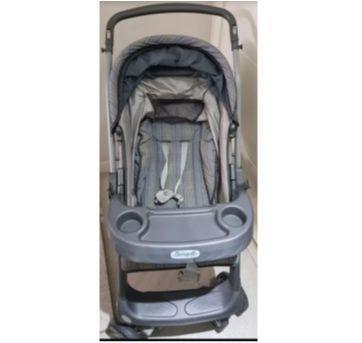 Carrinho de bebê Burigotto - Sem faixa etaria - Burigotto