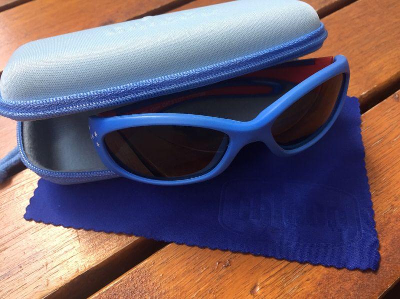0458b39a5 Óculos de sol Chicco no Ficou Pequeno - Desapegos de Acessórios ...
