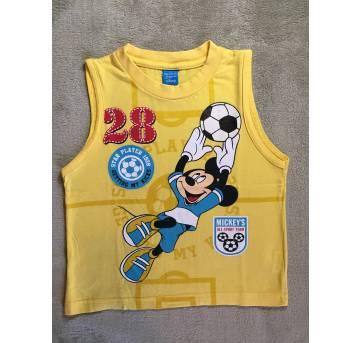 Camiseta Verão Mickey - 24 a 36 meses - Disney