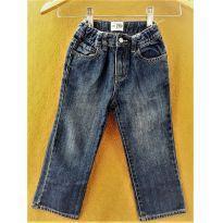 Calça Jeans Infantil - PalceUS - Tam 3T - 3 anos - Place