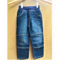 Calça Jeans IInfantil -  Ano Zero - TAM 2 - 24 a 36 meses - Ano Zero