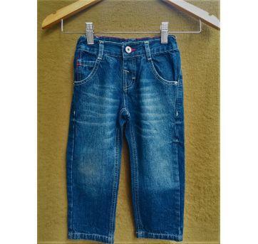Calça Jeans Infantil - Ano Zero - TAM 3 - 3 anos - Ano Zero