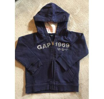 Moletom BabyGAP - tam 3T - 24 a 36 meses - Baby Gap
