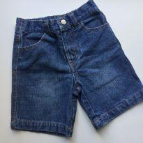 Shorts Jeans - Tam 18m - 12 a 18 meses - Kenneth Cole - USA