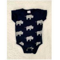 Body rinoceronte - 0 a 3 meses - Club B