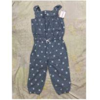 Jumpsuit Carter's 24 meses - 2 anos - Carter`s