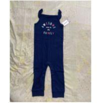 Jumpsuit Carter's 24 meses (2) - 2 anos - Carter`s