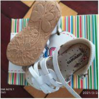 Sandália tiras tamanho 20 marca Dulupé - 20 - Dulupé