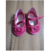 sapatinho rosa pink lacinho fashion Pimpolho - 03 - Pimpolho