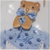 naninha ursinho -  - Ateliê Pequeninos
