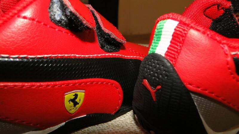 cb4d3ef4c3d Tênis Puma Ferrari 19 no Ficou Pequeno - Desapegos de Sapatos quase ...