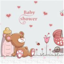 Adesivo De Parede Lindo Urso Infantil  Pronta Entrega -  - Up Baby