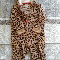 Macacão Carters Fleece(Soft) 18 meses - 12 a 18 meses - Carter`s