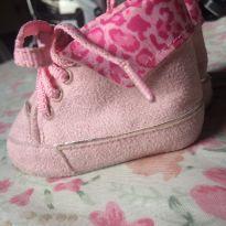 Tenis de bebe all star rosa - 14 - Fun Shoes