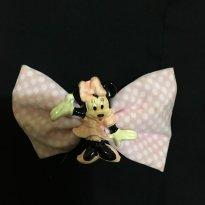 Laço Minnie Mouse Presilha - Sem faixa etaria - Disney