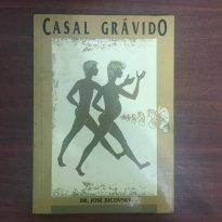 Livro Casal Grávido - Dr. José Jucovsky - Sem faixa etaria - Não informada