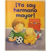 Livro Infantil Ya Soy Hermano Mayor Ronne Randall em Espanhol - Sem faixa etaria - Parragon Books