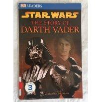 Livro Infanto Juveni em inglêsl Star Wars The Story of Darth Vader - Sem faixa etaria - dk readers