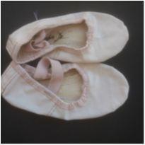 Sapatilha Ballet Rosa - 24 - CAPEZIO