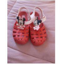 Sandalia Minnie Mouse - 23 - Grendene