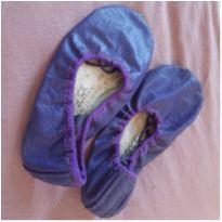Sapatilha Ballet Roxa n24 Evidence - 24 - Evidence