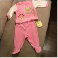 Conjunto Chicco - 3 meses - 3 meses - Chicco