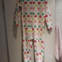 Pijama Carters de pezinho - 5 anos - Carter`s