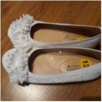 Sapato de princesa - 30 - Marca não registrada