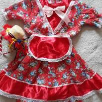 Vestido Caipirinha + Tiara