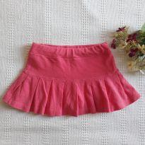 Shorts Saia Rosa - Esporte