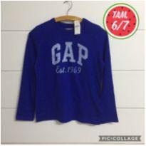 Gap nova com etiqueta - 6 anos - GAP