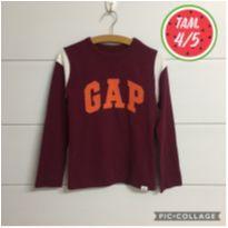Gap nova com etiqueta - 4 anos - GAP