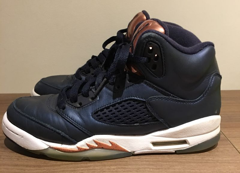 0b8d56c3b70 Tenis Nike Jordan - tam 34 . 34 no Ficou Pequeno - Desapegos de ...