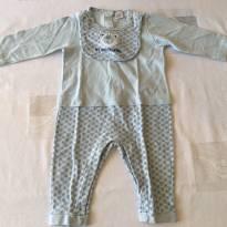 Body Ursinho - tam M - 6 a 9 meses - Gijo Kids