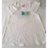 Blusinha Branca - tam 2