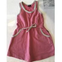 Vestido Saída de banho - tam 2 anos - 2 anos - Hering