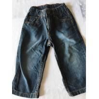 Calça Jeans H & M - tam 12-18 meses - 12 a 18 meses - H&M