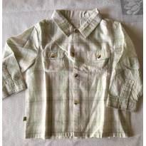 Camisa - tam 12 meses - 9 a 12 meses - Obaibi